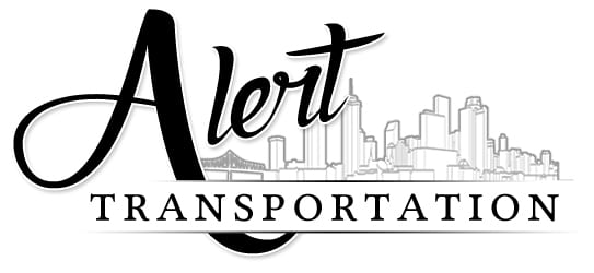 New Orleans Limousines – Alert Transportation Retina Logo