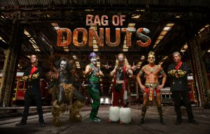 Bag of Donuts Halloween, Scout Island Scream Park