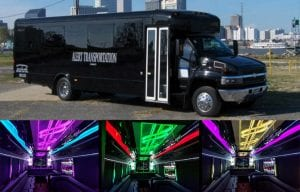 New Orleans Party Bus, Bar Hopping