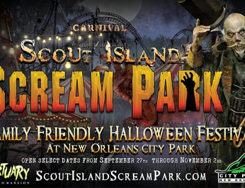Kick Off Halloween With A Visit To Scout Island Scream Park