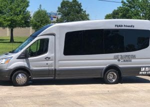Fleet - New Orleans Limousines - Alert Transportation Services