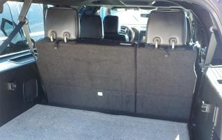 Lincoln Navigator L – 2017 inside