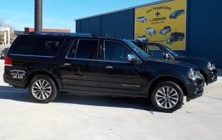 Black 2016 Lincoln Navigator