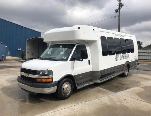 20 Passenger Minibus